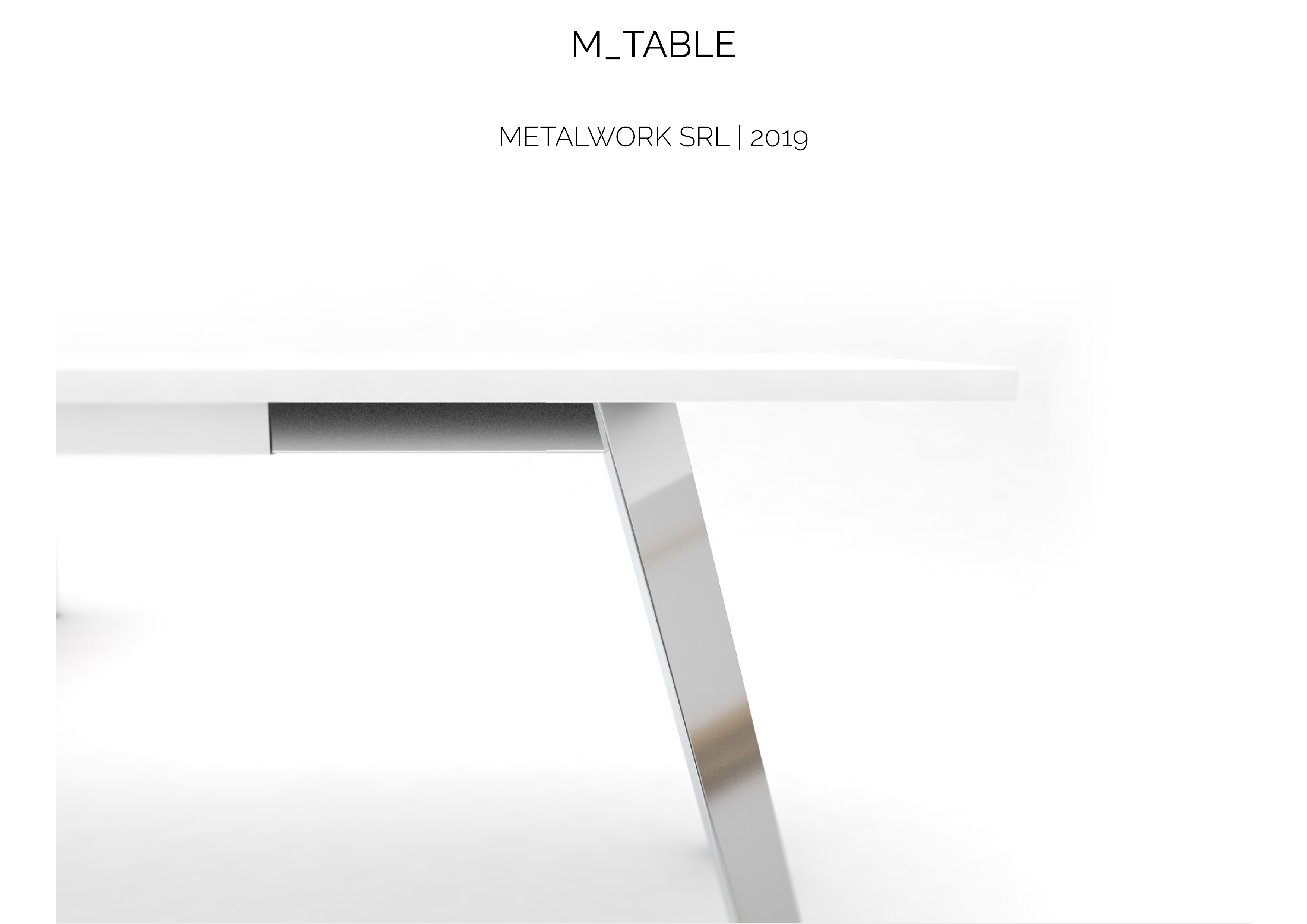 M_TABLE / SLIDE HOME