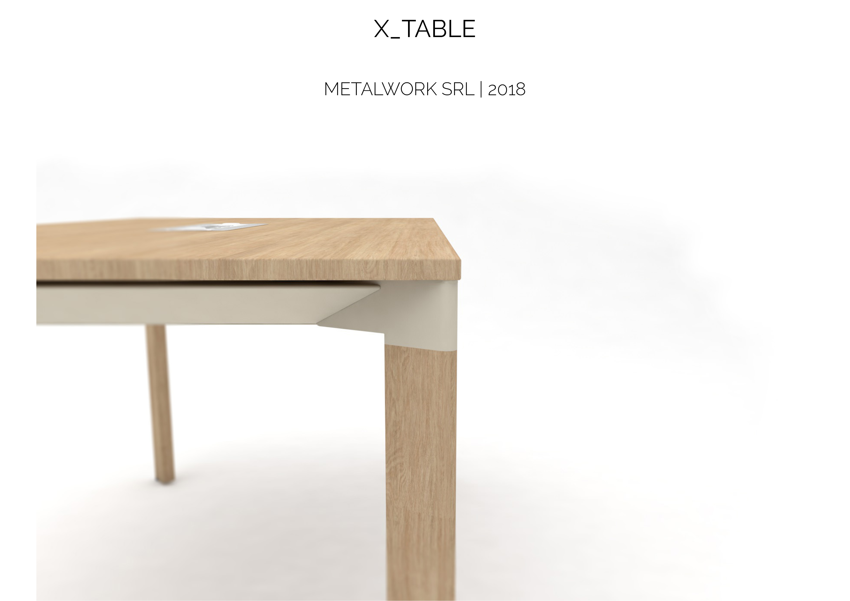 X_TABLE / SLIDE HOME