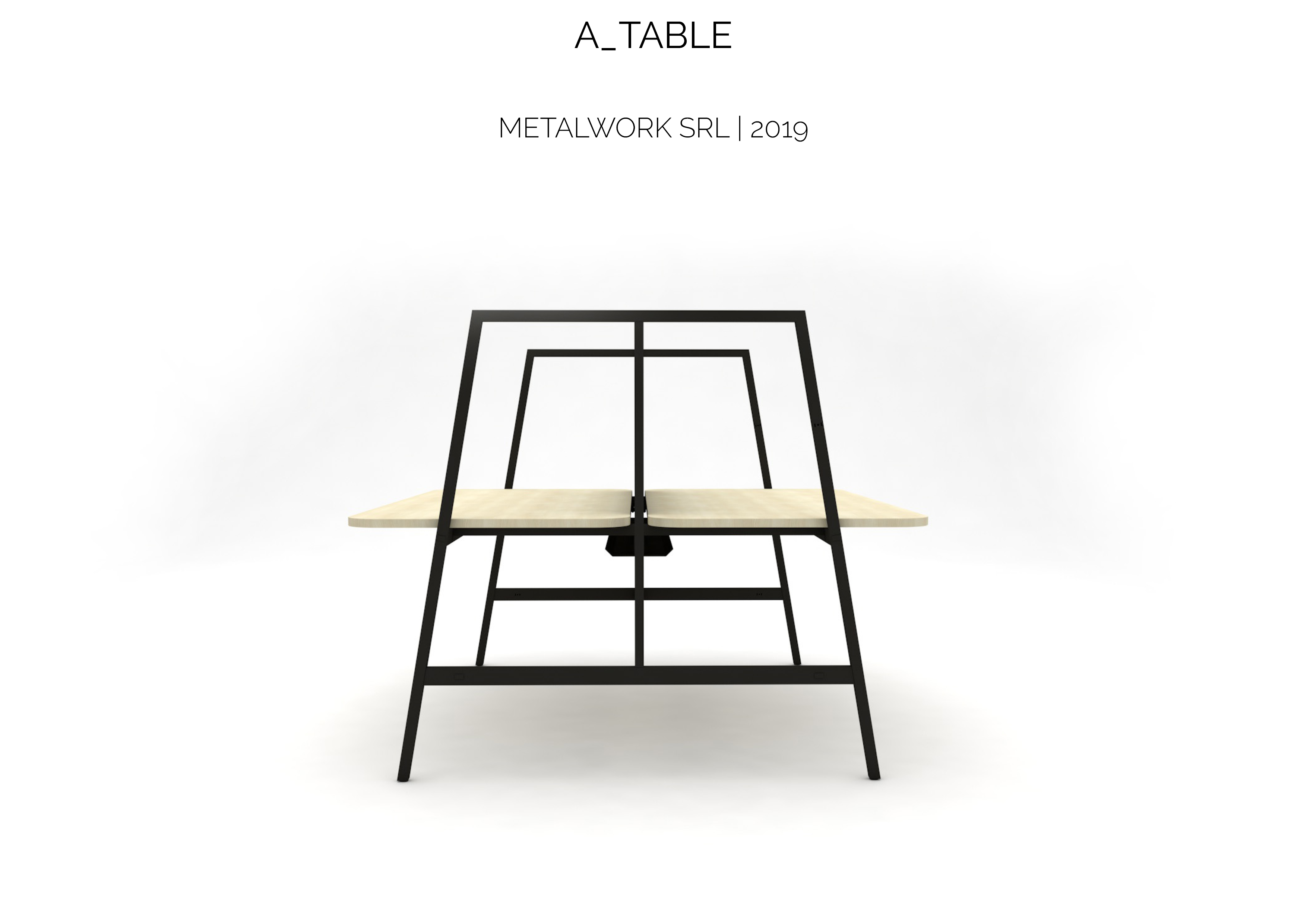 A_TABLE / SLIDE HOME